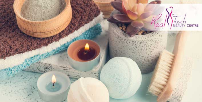 Relaxation & Hammam @Real Touch Beauty Centre