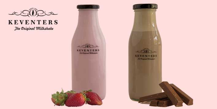 Save 40% at Keventers UAE
