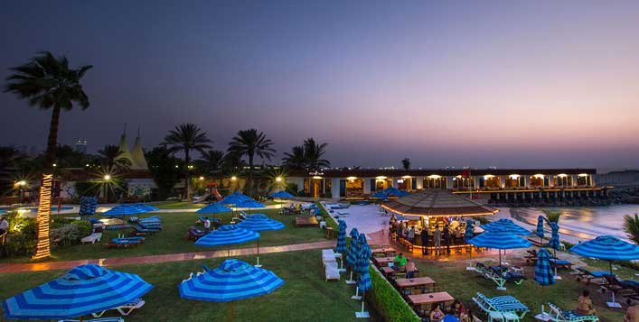 Thursdays at Dubai Marine Beach Resort & Spa