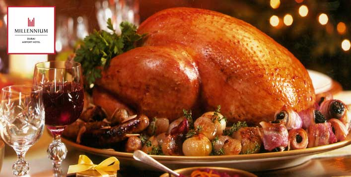 Thanksgiving Buffet @Millennium Airport Hotel