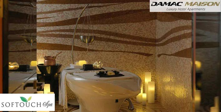 Softouch Spa DAMAC Maison Royale