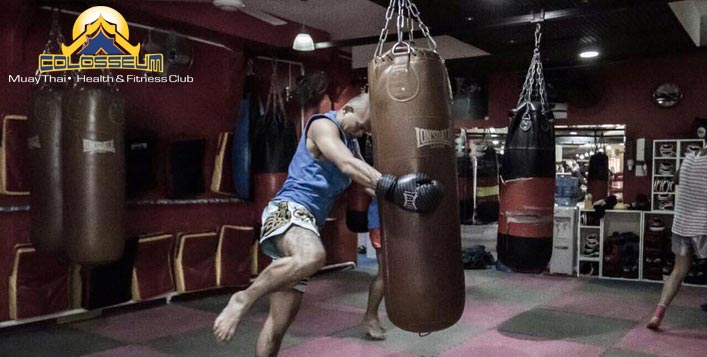 1 to 5 Muay Thai personal training available