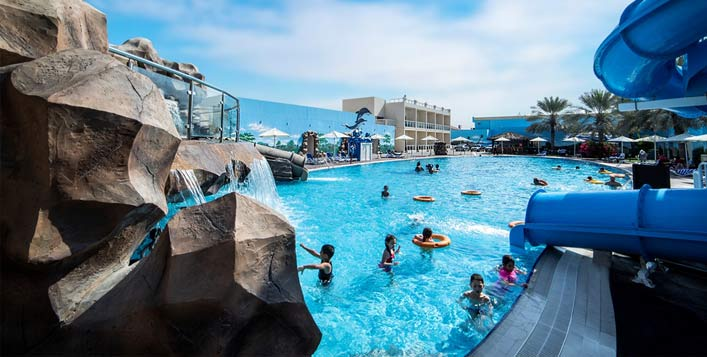 Stay with Dreamland Aquapark tickets