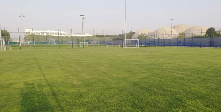 1 or 2 sessions of Football training classes