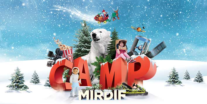 Winter Camp @Camp Mirdif, City Centre Mirdif