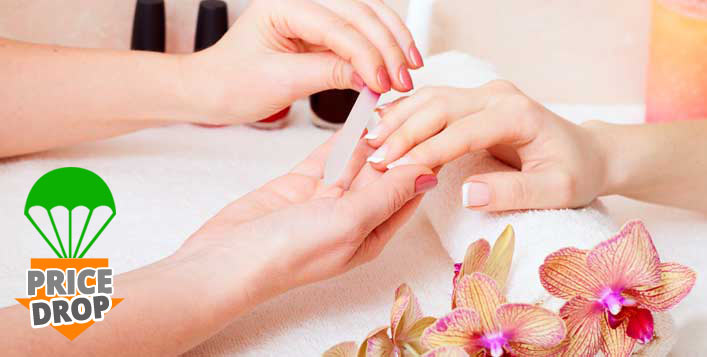 Classic or gelish + optional foot relaxation