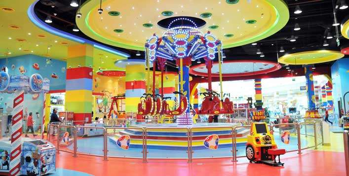 Valid at 16 Fun City outlets in the UAE!