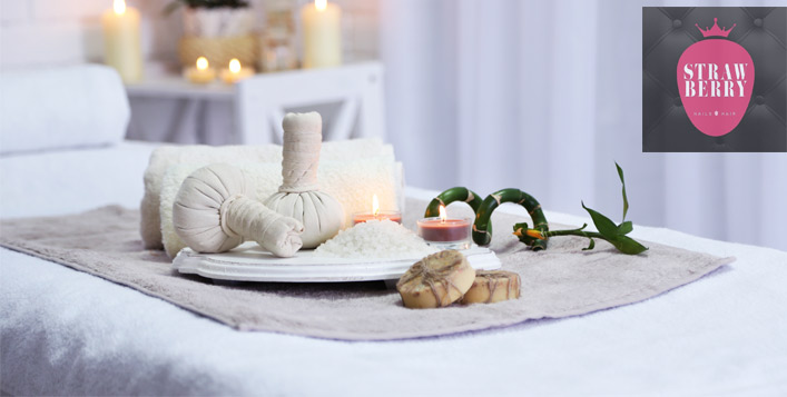 Up to 80 minutes of relaxation treatment