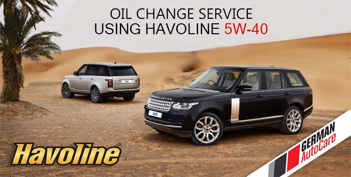 Enoc Oil & Filter Change + Servicing Package | Cobone