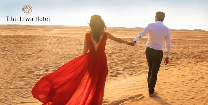 Tilal Liwa Hotel Romantic Stay Packages