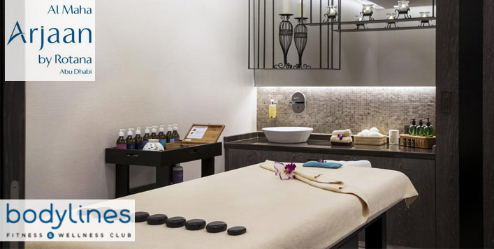 Relaxation Treatment at Al Maha Arjaan