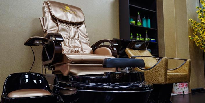 Hair wash, trim, blowdry and more!