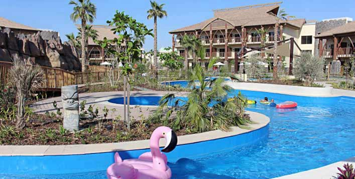 Lapita Hotel, Dubai Parks and Resorts