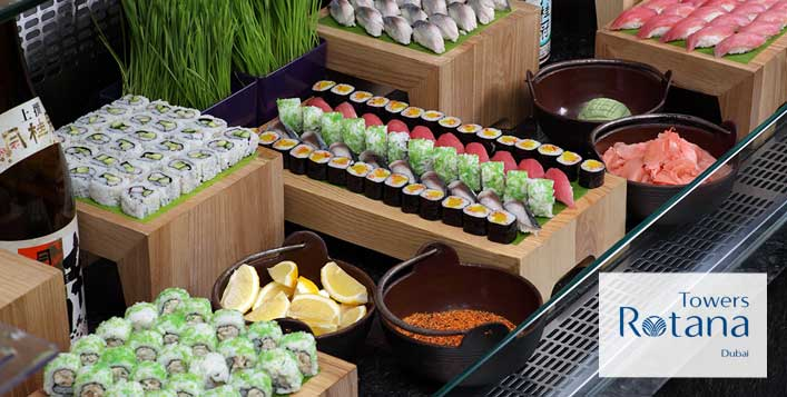 Theme Night Buffets at Towers Rotana Dubai
