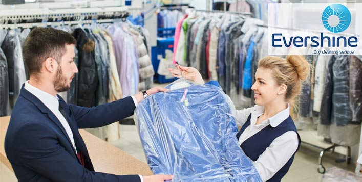 Dry Cleaning Service @Evershine Dry Cleaners