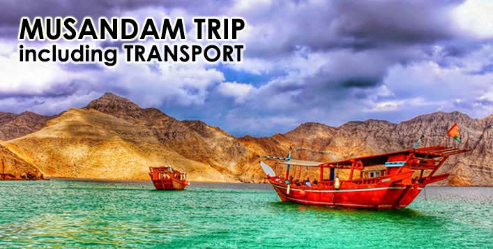 Musandam Dhow Cruise by Nice Domestic Tourism