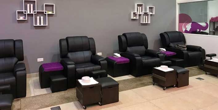 Daily at Tip Top Beauty Lounge JLT