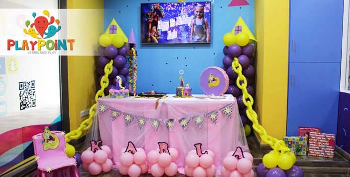 Table setups, games, invitations and more!