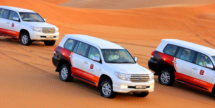 Pick-up & drop off in Dubai, Sharjah & Ajman