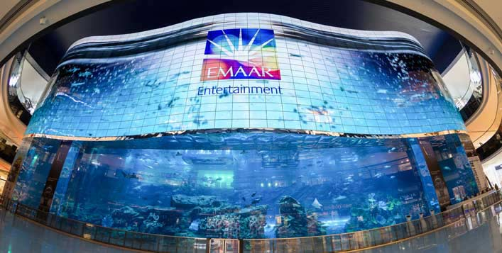 Dubai Aquarium, VR Park, KidZania and more!