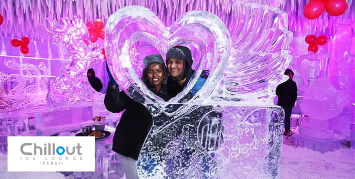 Feel the LOVE @ Chillout Ice Lounge