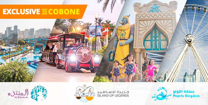 Only On Cobone! All Parks Access