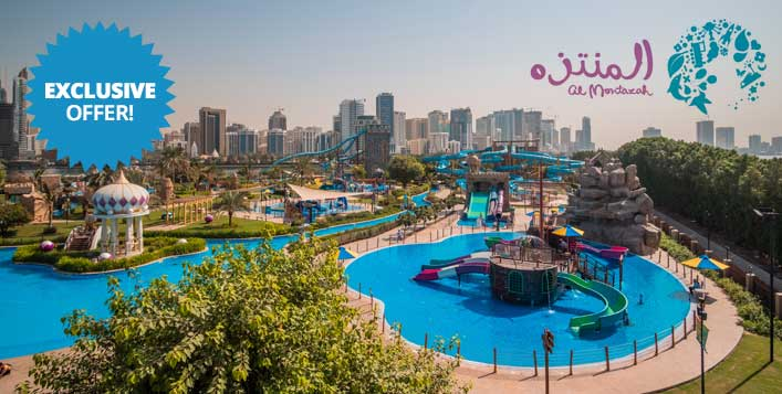 Al Montazah Full Park Access with Combo Meal