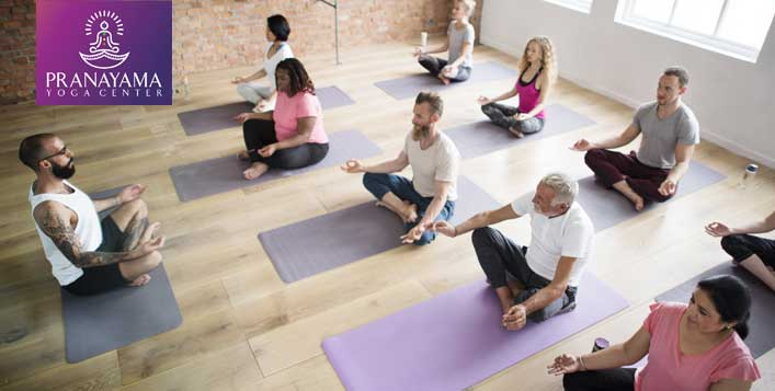 Yoga Sessions at Pranayama Yoga Centre