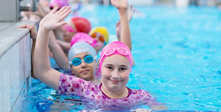 10 Swimming Classes at Sprint Academy