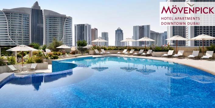 Mӧvenpick Hotel Apartments Downtown Dubai