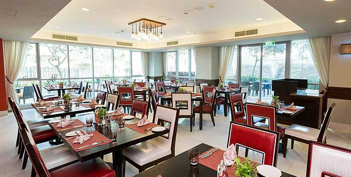Kenza Restaurant, Ramada by Wyndham Downtown
