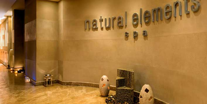 Daily for men & women at Elements Spa