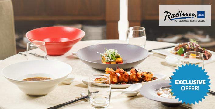 Unlimited Feast at Radisson Blu Deira Creek