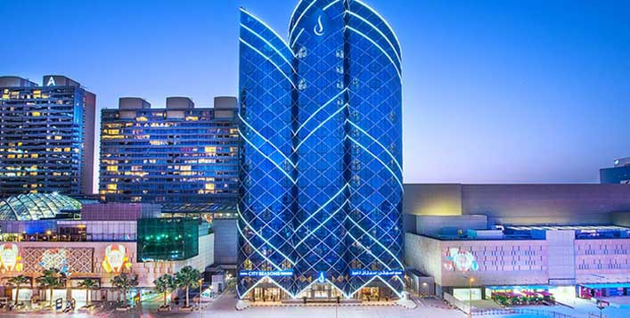 City Seasons Towers Hotel, Burjuman Mall