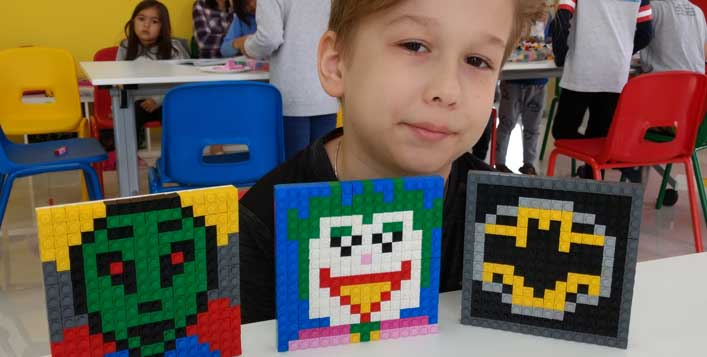 For up to 20 children at Bricknowland