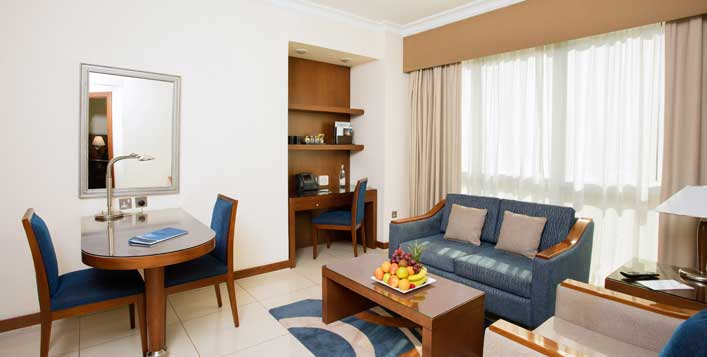 1-bedroom suite stay with meal choices