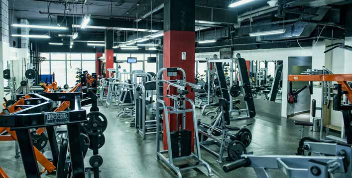 Daily at Fitness Zone JLT