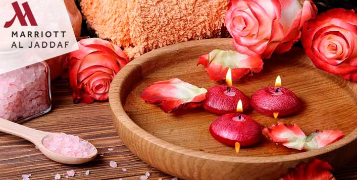 Romantic Bliss Spa @ Marriott Hotel Al Jaddaf