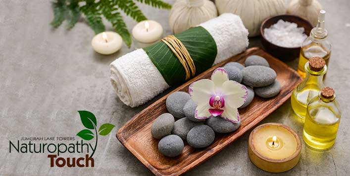 Unwind at Naturopathy Touch, JLT