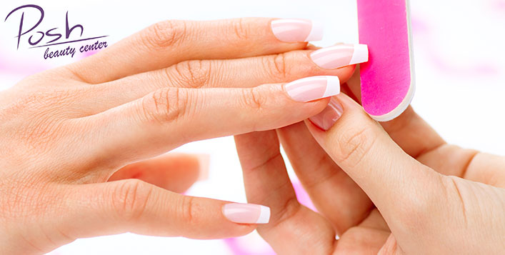 Nail Extension with Manicure