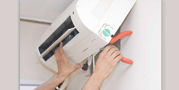 Air Conditioning Service By Sabir Maintenance
