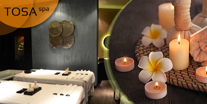 Tosa Spa Relaxation Treatments Of Your Choice Cobone