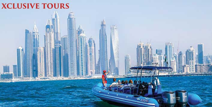 90-minute Speedboat Sightseeing Trip