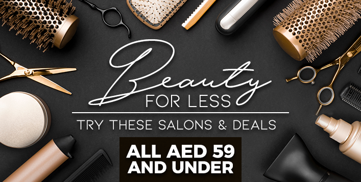 Beauty-59 AED and Under