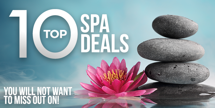 Top 10 spa deals