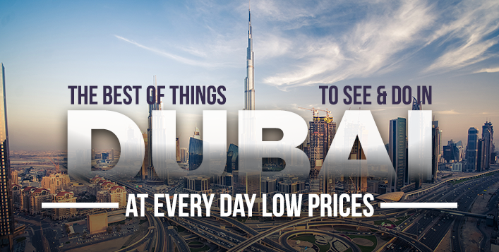 Best of things to do in Dubai